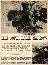 HISTORY OF THE SOUTH PARK NARROW GAUGE + GENEALOGY