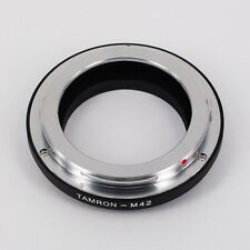 NEW Lens adapter Tamron Adaptall 2 Lens To M42 Screw Mount