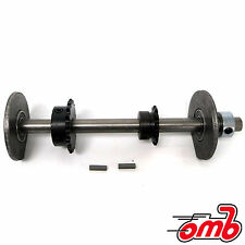 "5/8"" #35 Jackshaft Kit w/ 10"" Jackshaft Mini Bike Go Kart Parts"