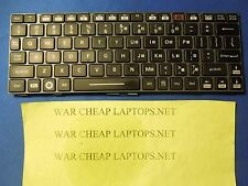 PROMO/GRADE A  PANASONIC Toughbook CF-19 Emmisive Backlit Keyboard/chiclet