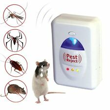 Electromagnetic Wave & ultrasonic Prevent Pest Spider Cockroaches Rats Mosquito