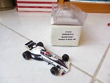 Brabham Bmw BT52 BT-52 Nelson Piquet #5 Quartzo 1/43 1983 F1 World Champion