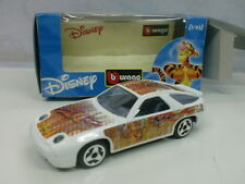 BURAGO 1/43 - PORSCHE  - DISNEY COLLECTION
