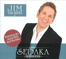 Sedaka Sessions Jim Van Slyke  (CD, 2011)