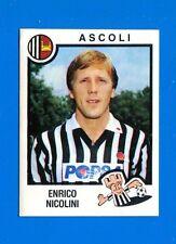 CALCIATORI PANINI 1982-83 Figurina-Sticker n. 7 - NICOLINI - ASCOLI -New