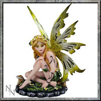 CLEOMELLA FAIRY ORNAMENT STATUE FIGURINE BY NEMESIS NOW MYTHICAL FAIRIES NEM3062