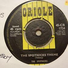 "The Spotnicks(7"" Vinyl 1st Issue)Spotnick's Theme-UK-Ex/Ex"