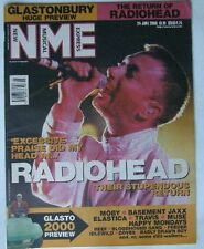 UK NME 24.6.2000 Radiohead Moby Happy Mondays