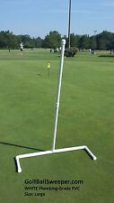 Golf Ball Sweeper (WHITE - LARGE)