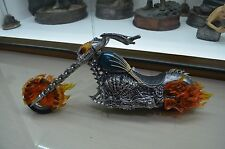 Ghost Rider HELLCYCLE HotToys MMS133 NEVER DISPLAYED ORIGINAL CHEAP FAST SHIP!!