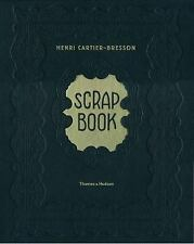 "HENRI CARTIER-BRESSON ""SCRAP BOOK"" 2007 1ST ED HC VG+ AMAZING PHOTOS BY MASTER"