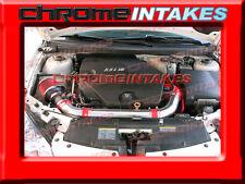 07 08 09 10 11 CHEVY MALIBU/PONTIAC G6 3.6 3.6L V6 FULL AIR INTAKE RED
