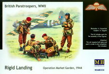 Master Box MB 1/35 3534 WWII British Paratroopers (2) (Operation market Garden)