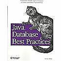 Java Database Best Practices by George Reese (2003, Paperback)