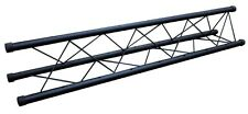 Triangle Truss Extension 5ft Section Lighting stand DJ Black Metal Rubber Ends