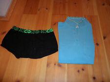 Energía camiseta polo talla L en turquesa + energía boxer talla XL