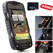 32GB Black JEEP Z6 Smartphone Quad Core Dual Sim Rugged Android Phone Unlocked