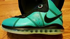 NIKE LEBRON 8 SOUTH BEACH PRE-HEAT Sz. EXCLUSIVELY VERY VERY RARE!!!!