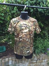 Multicam Mtp T Shirt Top Tee Mesh Sports Lightweight Wicking Small S Camo