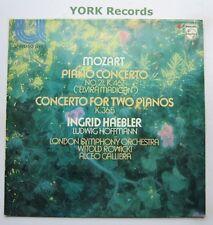 6580 083 - MOZART - Piano Concertos No 21 HAEBLER / ROWICKI LSO - Ex LP Record