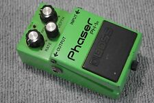 BOSS PH-1R Phaser Guitar Effects Pedal 1983 made in japan Black Label Vintage