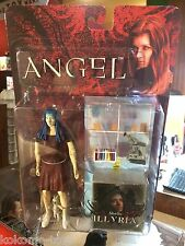 Buffy Vampire Slayer Action Figure MOC -  ANGEL ILLYRIA SHELLS RARE