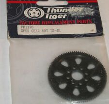 Thunder Tiger RC Car Parts & Accessories PD1170 Spur Gear 89T TS-4E Brand New