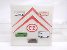 eso-9130 Euro Modell 1:160 Citroen Packung 18th int.meeting 2CV 2009,
