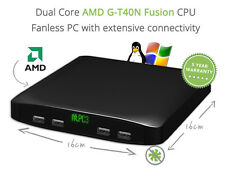 Fit PC3 Low Power (6.4W) AMD fanless PC with 4GB RAM