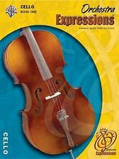 Orchestra Expressions, Book One Student Edition: Cello, Book & CD Expressions M