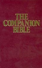 The Companion Bible by E. W. Bullinger (1990, Hardcover)