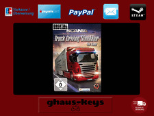 Scania Truck Driving Simulator Steam Key Pc Game Download Code Neu Blitzversand