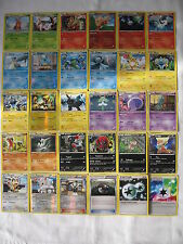 Lotto di 59 carte Pokemon DESTINI FUTURI italiane
