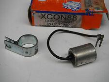 Condenser by CI XCON88 Nissan 240K GT 240Z 260Z 180K 240C 200C Cedric Skyline