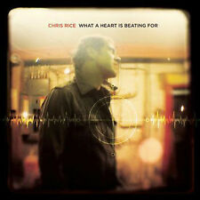 New What a Heart Is Beating For * by Chris Rice (Composer) (CD, Jul-2007,...
