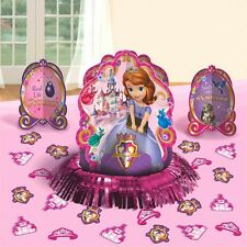 Disney Sofia the First Princess Birthday Party Table Centerpiece Decoration Kit