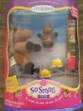".Only Hearts Club So Small Pets ""Pet & baby"" Ellie the horse, shoes New in box"
