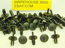 50 Push Type Rivets Auveco #11699 OEM GM: 472434 and OEM Chrysler: 6031390