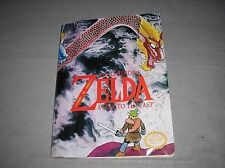 The Legend of Zelda A Link to the Past Graphic Novel Nintendo Power Comic Book