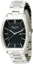 KCNP  KC3897  Kenneth Cole Mens Gents Stainless Steel Bracelet Watch