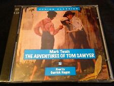 MARK TWAIN • TOM SAWYER • 2 CDs • engl. Hörbuch • read by GARLIC HAGON •