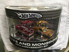 Hot Wheels 2006 Oil Can Snake & Mongoose 35th Anniversary Set RARE! NICE!