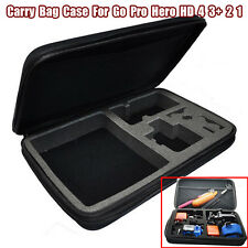 Large Shockproof EVA Storge Carry Bag Case For Go Pro Hero HD 4 3+ 2 1 Accessory
