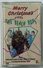 Merry Christmas from the Beach Boys (Cassette, 1991)