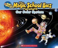 Magic School Bus Presents Ser.: Our Solar System by Joanna Cole and Tom...