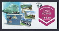 FRANCE 2014 Carnet Autoadhésif n° 999 ** Voyages en Trains NON plié NEUF LUXE