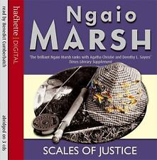 Scales of Justice, Marsh, Ngaio, Good Book
