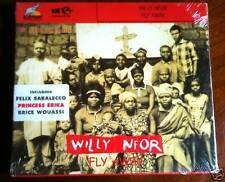 MC IBA Présente WILLY NFOR - FLY AWAY  CD Neuf emballé