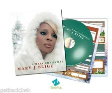 IN STOCK✿ MARY J BLIGE A MARY CHRISTMAS CD Limited Edition BARBRA STREISAND Duet
