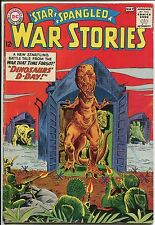 "Star Spangled War Stories #108  ""Dinosaurs D-Day!"" - (Grade 4.5)WH"